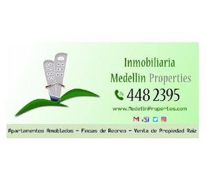 Arriendo de Apartamentos Amoblados en Antioquia Cód:4031