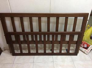 Barandas para Cama de Bebé - Cali