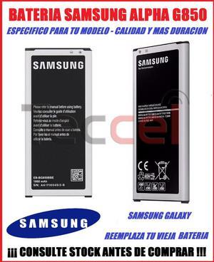 Bateria origianal Samsung galaxy Alpha G850 Sellada