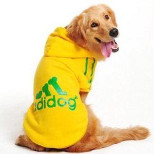 Buso Saco Mascota Adidog Razas Grandes S O 4xl - Amarillo
