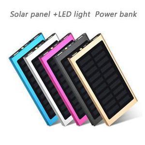 Cargador Solar Power Bank  Mah