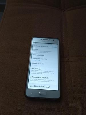 Celular Libre Samsung J2 Prime DS 4G Dorado.