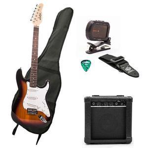 Combo Guitarra Electrica Amplificador Afinador Konige Fp