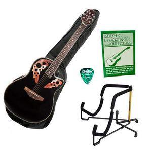 Combo Guitarra Electroacustica Base Hercules Konige Hq