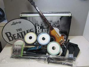 Guitar Hero / Rock Band Edición The Beatles Xbox 360