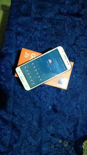 Se Vende Samsung Galaxy J5 Como Nuevo