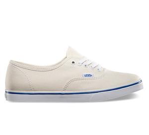 Vans Authentic Lo Pro Tenis Zapatos White True White