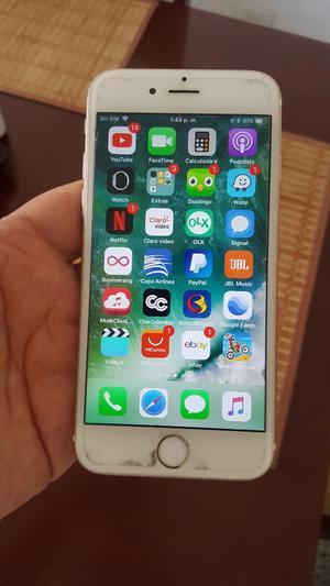 iPhone 6s de 16 Gb Como iPod