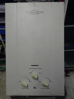 Calentador de agua m a gas posot class - Calentador de agua de gas ...
