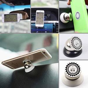 Soporte Holder Celular Magnetico Carro Iphone Samsung