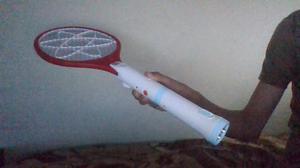 vendo raqueta electrica para moscas