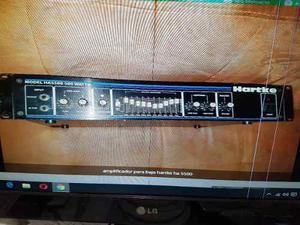 Amplificador De Bajo Marca Hartke Ha