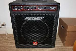 Amplificador Para Bajo Eléctrico Peavey Basic