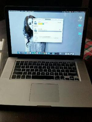 Macbook Pro Core I7 8gb Ram 240gb Ssd - Pitalito