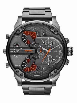 Reloj Diesel Mr Daddy 2.0 Cronógrafo Hombre Dz