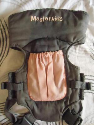 Cargador Canguro De Bebe Master kids Niña Negociable