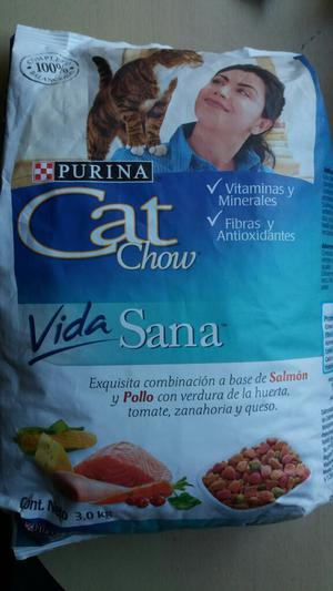 Comida para Gato Cat Show Vida Sana