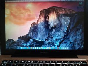 MacBook Pro Core i5 500gb, 4GB Ram - Floridablanca
