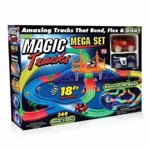 Magic Tracks Mega Set 2 Carros + Pista De 5.5 M