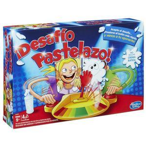 Pastelazo Desafio Doble Original Hasbro