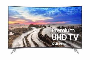 Samsung Curved 65-inch 4k Smart Led Tv -