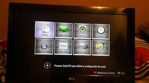 Vendo O Cambio Tv Lg Lcd 32 Pulgadas Con Base De Pared