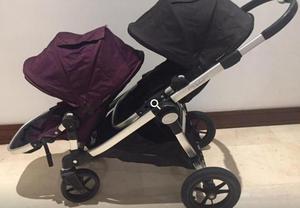 coche doble bebe, sillas para carro bebe, comedor bebe -