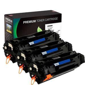 3x1 Toner Alternativo Hp Cf283a 83a / M201 M125 M127 M225