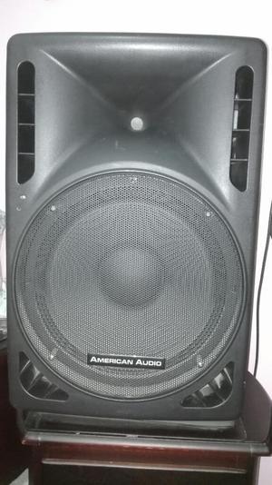 Cabina de Sonido American Audio