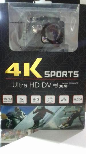 Camara 4k Ultra Hd