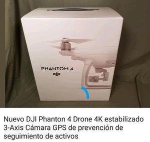 Drone Phantom 4 Nuevo Caja Selllada