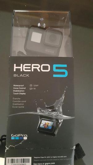 Gopro Hero 5 Black Y 40 Accesorios
