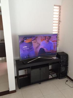 Samsung Smart TV Curvo 49 FHD Led UN49K meses de uso