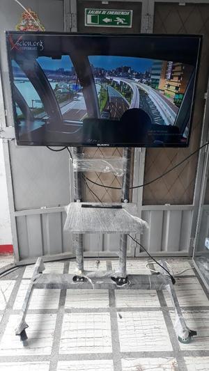 Televisor Led 40 Pulg Mueble