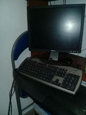 Vendo MOnitor teclado y mouse - Bello