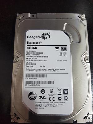 Discos Duros de 500 Gb Y 1 Tb