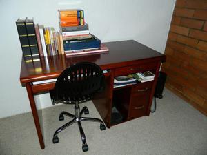 Escritorio De Madera De Cedro Excelente Posot Class # Muebles Rekreo Bogota