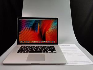 MacBook Pro 15.4 Core i7 1TB 16GB TOUCH BAR