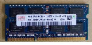 Memoria Ram 4gb Portátil  Mhz - mhz