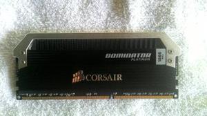 Memoria Ram Ddr3 8gb Corsair Dominator Platinum  Mhz