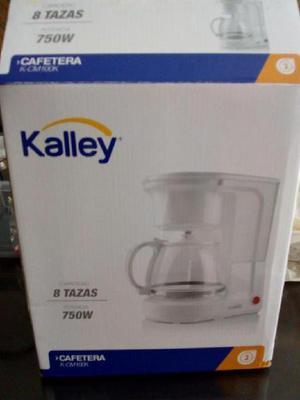 Cafetera Nueva Marca Kalley Negociable - La Estrella