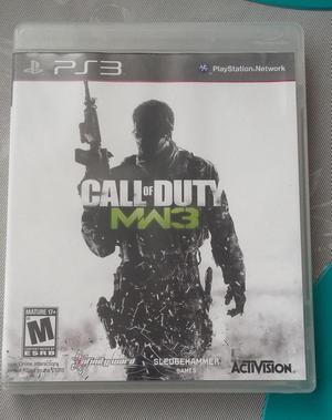 Cambio O Vendo Call Of Duty Modern Warfare 3 PS3