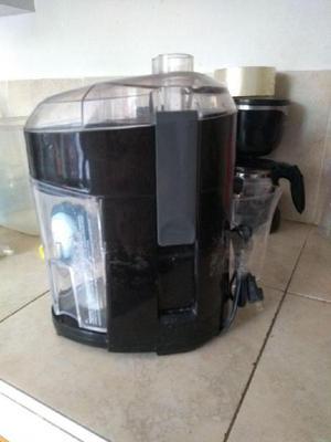 Extractor de Jugos Black Decker 400W Negro - Floridablanca