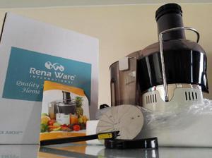Extractor de jugos nutrex juicer de Rena Ware nuevo. -