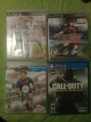 Juegos Ps3 Y Ps4 Originales