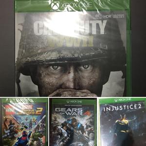 Juegos Xbox One Nuevos