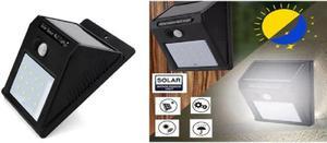 Luces Led de Exterior con Energia Solar - Medellín