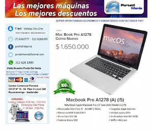 Macbook Pro - Bucaramanga