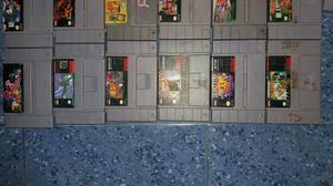 Origianles para Super Nintendo desde 15m