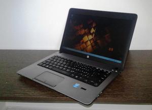 Portátil HP ProBook 440 Core i7 4ta Gen. 8GB RAM Impecable